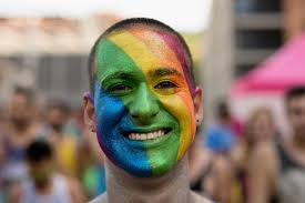 Flag Face The United States Says Yes To Same Marriage The World
