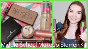 best makeup schools middle school makeup starter kit
