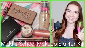 best make up schools middle school makeup starter kit