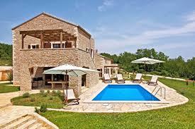 Haus Zu Vermieten Villa Skuta Istrische Steinvilla Mit Privatem Pool Istrien