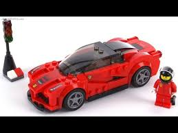 speed chions ferrari speed chions ferrari laferrari review set 75899 youtube