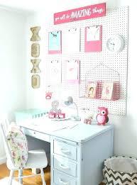 desk for girls room desk corner desk for little girl a peg board for the girls