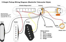 telecaster wiring options 52 telecaster 3 way wiring diagram