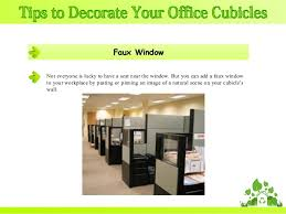 Decorate Your Cubicle Tips And Tricks To Decorate Your Office Cubicles