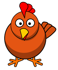 thanksgiving clipart free clipart of chickens yafunyafun com