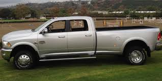 Dodge Ram Cummins Diesel Fuel Economy - road test 2015 ram 3500 cummins diesel clean fleet report
