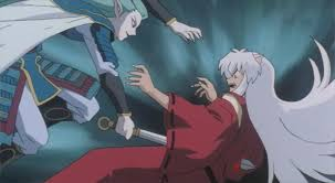 inuyasha inuyasha the movie affections touching across time anime tv