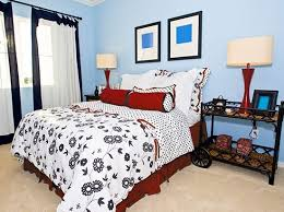 red and blue bedroom 7 paint colors that go well with red