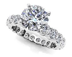 engagement rings images Customize your own high quality diamond engagement ring jpg