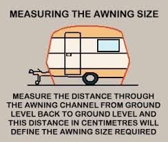 Awning Sizes How To Choose The Right Caravan Awning Caravan Talk