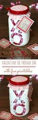 70 diy valentine u0027s day gifts u0026 decorations made from mason jars 2017