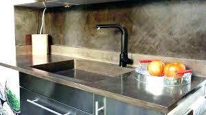 beton ciré pour plan de travail cuisine beton cire pour plan de travail pour plan travail plan travail