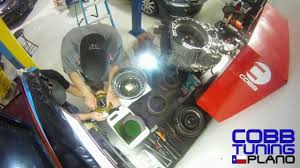 cobb tuning installation of the ssp 10 clutch kit for