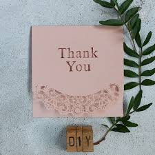 custom thank you cards 4 popular ways to create your custom thank you cards