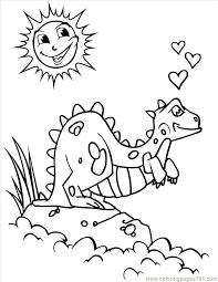 dinosaur 23 coloring free dinosaur coloring pages