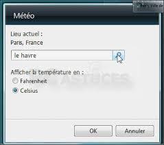 m騁駮 sur bureau windows 7 afficher m騁駮 sur bureau 58 images afficher la m騁駮 sur le