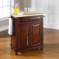 Movable Islands For Kitchen Home Styles Design Your Own Small Kitchen Cart Hayneedle