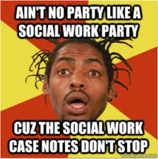 Social Memes - 10 memes that every social worker can relate to
