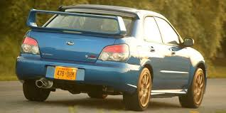 peanut eye subaru everything you need to know before buying a subaru impreza wrx sti