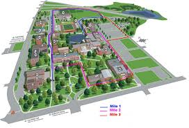 Missouri State Campus Map by East Stroudsburg Campus Google Search East Stroudsburg