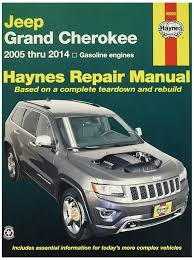 amazon com haynes 50026 jeep grand cherokee repair manual 2005