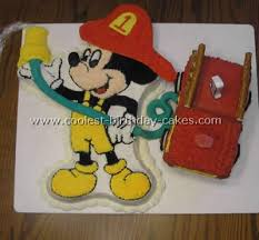 coolest mickey mouse clubhouse cake birthday party ideas