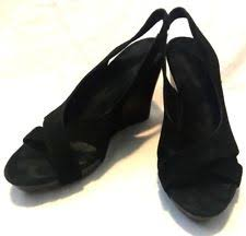 ugg dafni sale ugg dafni s black suede leather slingback platform clogs