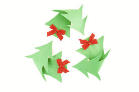 no mess christmas tree disposal