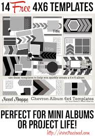 4x6 brag book create a perfectly chevron tastic minialbum or project card