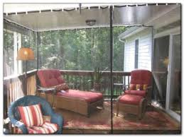 Mosquito Curtains Capitol Awninginsect Curtains Capitol Awning