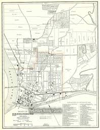 West Chicago Map by Parkersburg Nostalgic Gazette