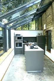 cuisine dans veranda veranda cuisine rideaux veranda cuisine