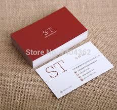 Free Design Business Cards Aliexpress Com Buy Free Design Custom Business Cards Business