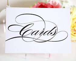 sign a wedding card the 25 best reserved signs for wedding ideas on