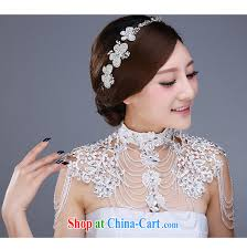 marriages shoulder chain jewelry two part kit marriage necklaces and