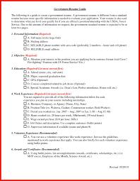 Recommended Font For Resume Standard Format Resume Usa Standard Format Resume Standard