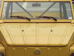 volkswagen thing yellow