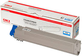 Toner Oki oki c9600 c9650 c9800 cyan toner cartridge 15 000 pages 42918915
