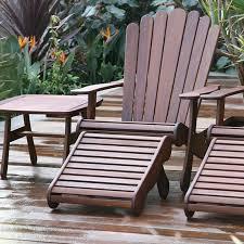 sunnyland patio furniture jensen leisure ipe wood furniture