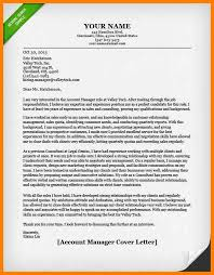 7 manager cover letter sample synopsis format