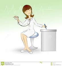 female doctor royalty free stock images image 14815179