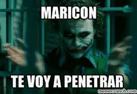 Maricon Meme - image gif w 400 c 1
