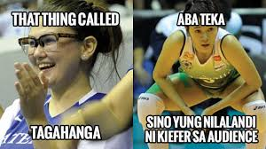 Volleyball Meme - uaap women s volleyball finals game one memes cometh fhm ph