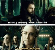 Your Moms Chest Hair Meme - thranduil images thranduil lol gif wallpaper and background photos