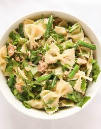 pasta salad with tuna arugula tuna pasta salad valerie s keepers