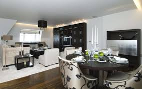 tiny apartment kitchen design ideas featuring two tone rectangle