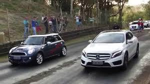 mercedes mini mini cooper s x mercedes gla 250 1 8 mile