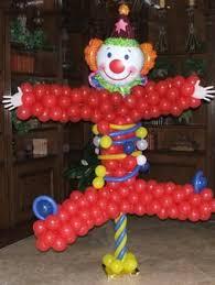 clown balloon best 25 clown balloons ideas on circus theme