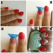 sally hansen fuzzy coat color block nails tutorial beauty 101