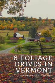 Vermont travelers stock images 6 foliage drives through back roads of vermont vermont road jpg